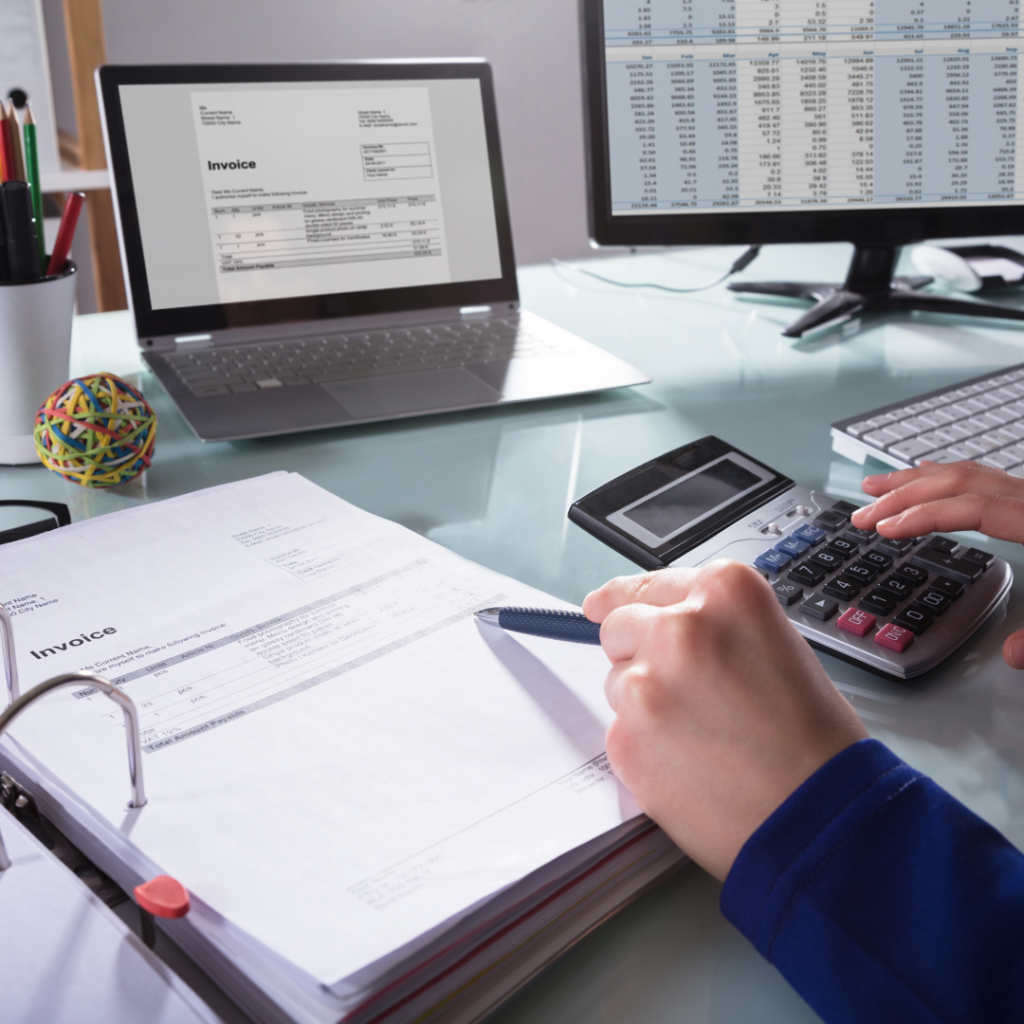 Accounting Services and Bookkeeping